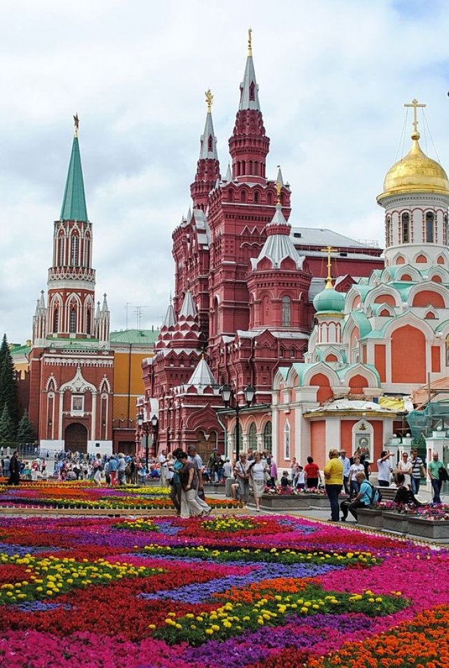 VIAJE GRUPAL A ITALIA Y RUSIA DESDE ARGENTINA - Roma / Moscú / San Petersburgo /  - Paquetes a Europa