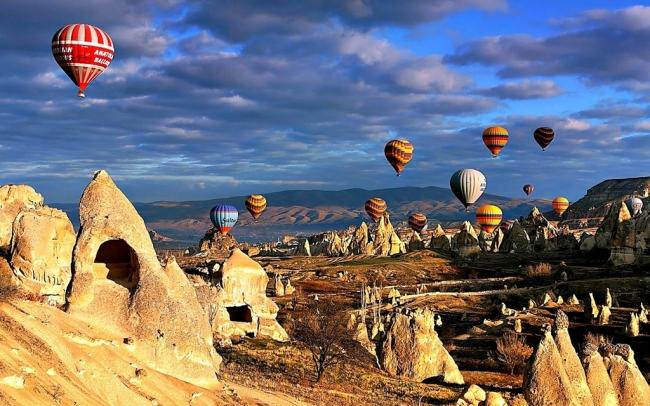 VIAJES A TURQUIA. HISTORIA Y PLAYAS - Antalya / Canakkale / Capadocia / Estambul / Kusadasi / Pamukkale / Pérgamo /  - Paquetes a Europa