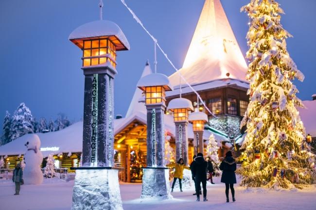 SALIDA GRUPAL A DINAMARCA, NORUEGA Y FINLANDIA DESDE BUENOS AIRES - Copenhague / Helsinki / Kemi / Rovaniemi / Saariselkä / Santa Claus Village / Kirkenes / Tromsø /  - Paquetes a Europa