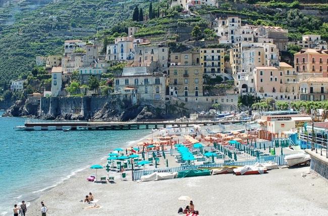 SALIDA GRUPAL AL SUR DE ITALIA Y GRECIA DESDE ARGENTINA - Atenas / Corinto / Delfos / Epidauro / Micenas / Mykonos / Olimpia / Santorini (Isla) / Amalfi / CAPRI / Nápoles / Positano / Roma / Salerno / Sorrento /  - Paquetes a Europa